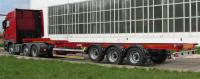 Полуприцеп контейнеровоз Meusburger Новтрак, модель SW-345G-2-light